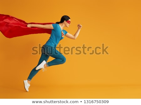super european hero stock photo © andreasberheide