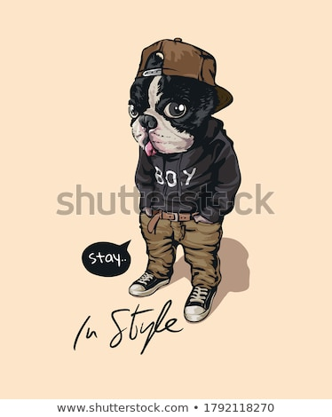 cool boy Stock photo © Paha_L