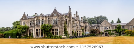 Old manor house Stock photo © remik44992