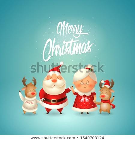 Santas Wife Stock Photo C Daniel Dash Dash 67766 Stockfresh