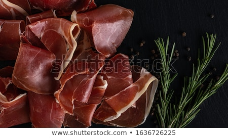 Prosciutto di Parma Stock photo © Digifoodstock