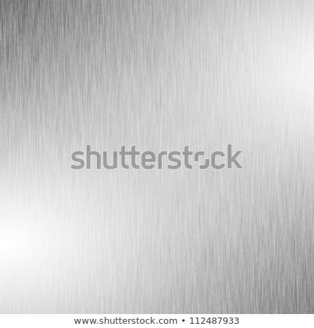 Brushed metal copyspace Stock photo © nicemonkey