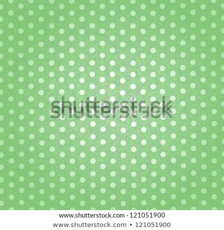 Background template with polka dot on green Stock photo © bluering