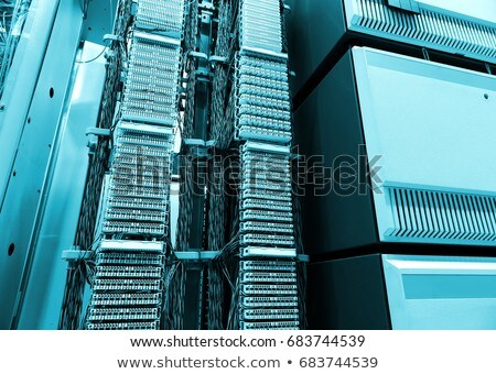 IT System adminstrator Stock photo © Ronen