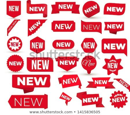 Nuevos vector icono botón diseno negocios Foto stock © rizwanali3d