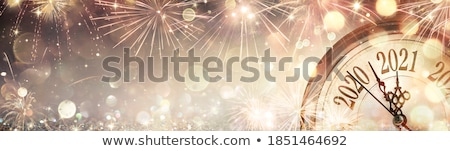 Waiting the New Year Stock photo © broker