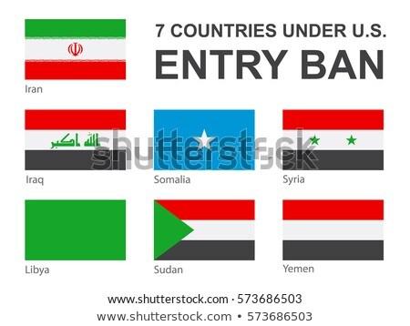USA · zeven · landen · afbeelding · president · beslissing - stockfoto © danilo_vuletic