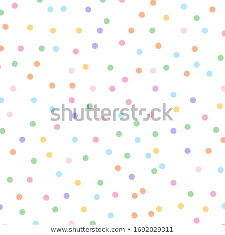 patrón · colorido · sin · costura · vector · papel · textura - foto stock © ratkom