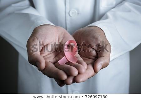borstkanker · gezondheidszorg · medische · bewustzijn · lichaam · gezondheid - stockfoto © wavebreak_media