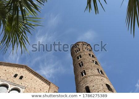 Basilica of Saint Apollinaris in Classe, Italy Stock photo © borisb17