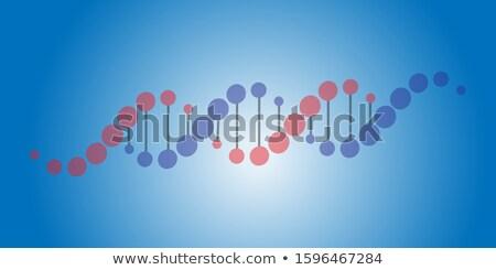 青 赤 ライト 抽象的な 背景 ストックフォト © wavebreak_media