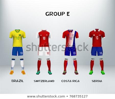 World Cup Group E Stock photo © smocker03