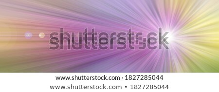 Central explosion of dynamic lines of light  Stock photo © shawlinmohd