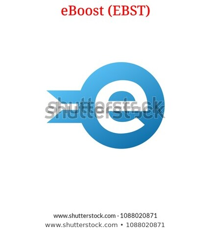 Valuta vector symbool gekleurd icon logo Stockfoto © tashatuvango