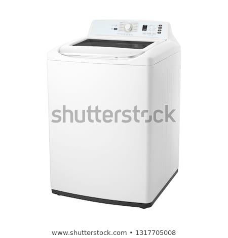 Loading the washing machine Stock photo © nomadsoul1
