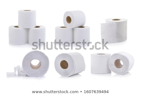 Roll Of Toilet Paper Stock photo © ThreeArt