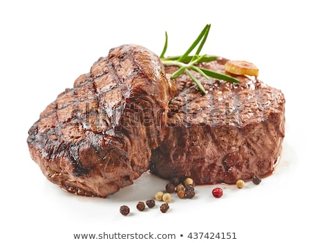 fresh grilled beef steak stock photo © shutswis