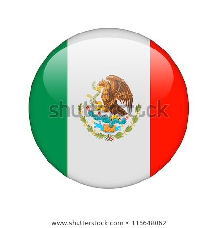 набор Кнопки Мексика красочный Сток-фото © flogel