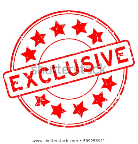 Limited Deal Red Vector Icon Design Stock photo © rizwanali3d