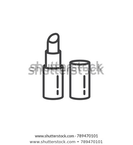 perfumaria · ilustração · mulheres · moda · rosa · perfume - foto stock © kiddaikiddee