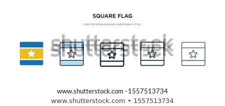 Kína · zászló · textúra · háttér · szövet · tapéta - stock fotó © mikhailmishchenko