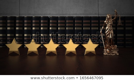 Legal requirements for the ratings. 3d illustration. Stock photo © limbi007