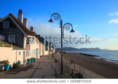 Lyme Regis Harbour Stock photo © flotsom