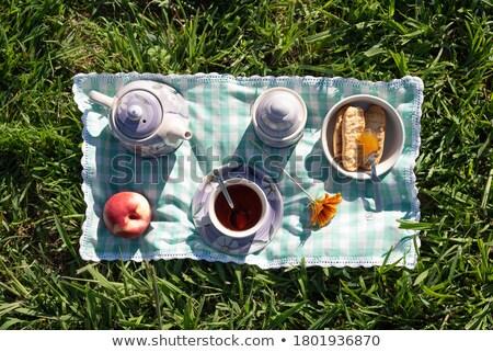 Spoil Yourself for Breakfast Stock photo © JFJacobsz