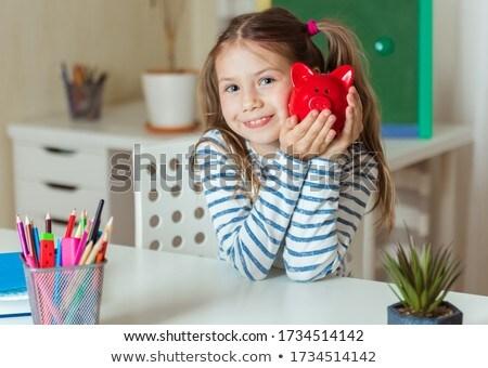 Pénzügyi siker virág ki 10 20 Stock fotó © macropixel