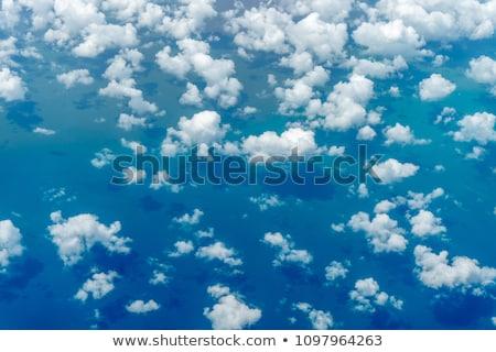 表示 雲 ピーク 空 太陽 自然 ストックフォト © Discovod