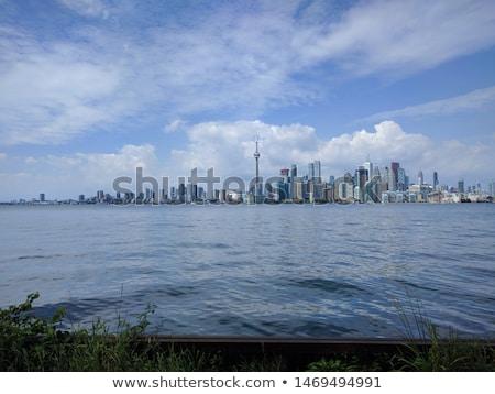 写真 トロント オンタリオ 建物 タウン ストックフォト © pictureguy