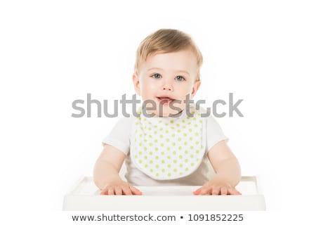 baba · katicabogár · hónap · öreg · kislány · lovaglás - stock fotó © adrenalina