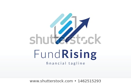 Negócio financiar logotipo profissional modelo vetor Foto stock © Ggs