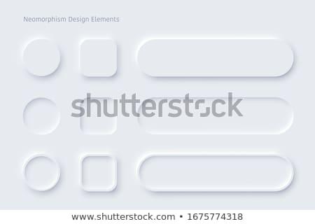 Moderno progresso aplicativo interface modelo Foto stock © RAStudio