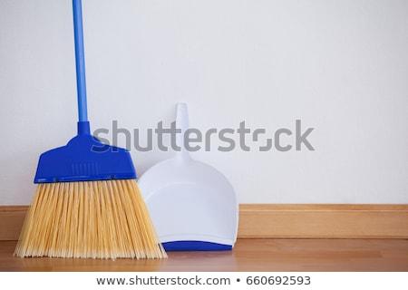 dustpan sweeping Stock photo © smithore