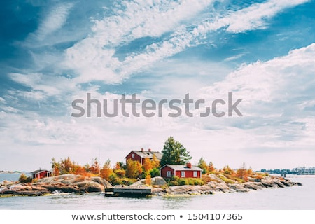 old summerhouse stock photo © kurhan