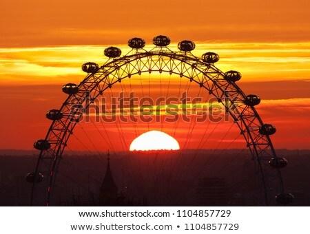 Лондон · глаза · сумерки · 15 · большой · Бен · 2012 - Сток-фото © chrisdorney
