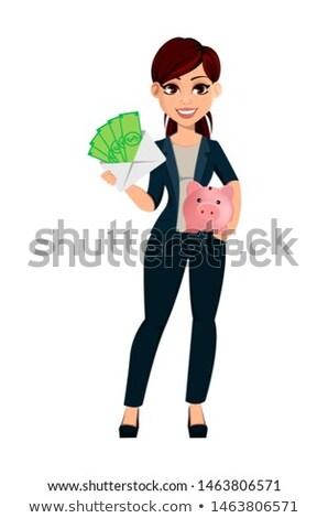 Belleza personal establecer mujeres compras Foto stock © toyotoyo