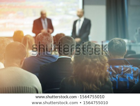 Busy business professionals Stock photo © photography33
