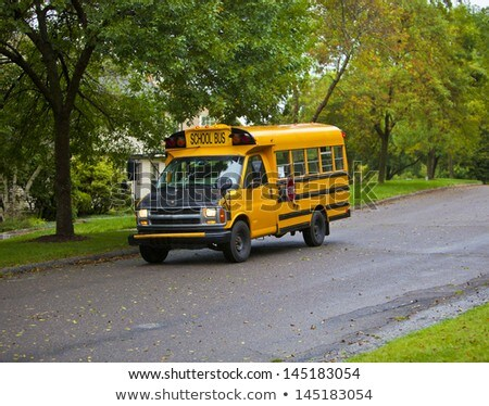 Short Bus Stock photo © ArenaCreative