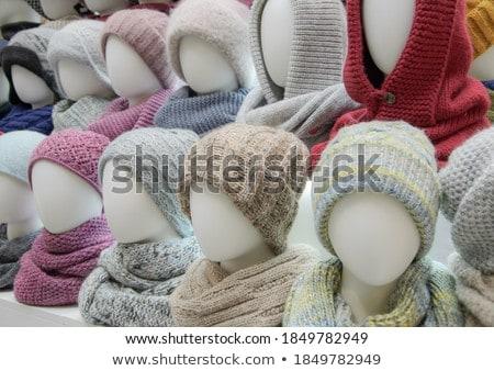 hats of showcase Stock photo © adrenalina