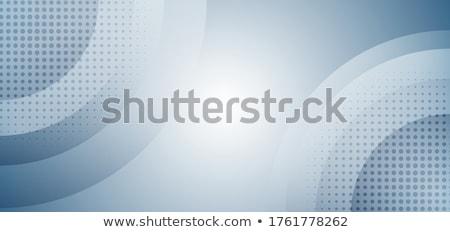 blue halftone background Stock photo © SArts