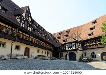 старые суд Германия собора здании город Сток-фото © borisb17