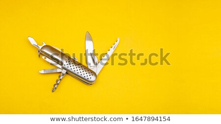 Clasp Knife Stock photo © PetrMalyshev