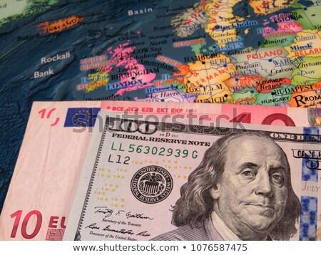 Crise financeira europa europeu união dominó efeito Foto stock © jamdesign