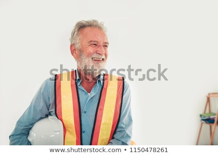 a mature engineer working onsite stock photo © photography33