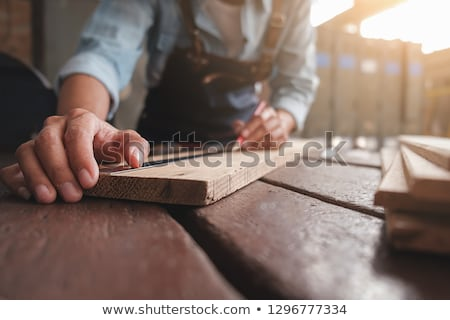 woodworker working Stock photo © photography33