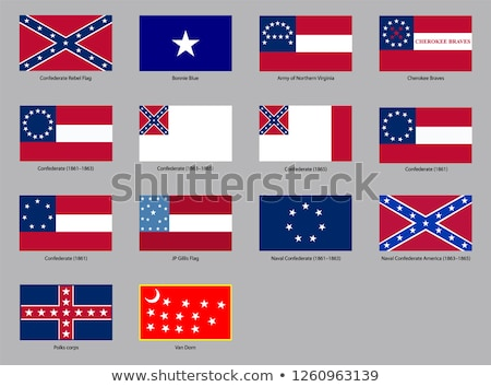 Confederate States of America Stock photo © creisinger
