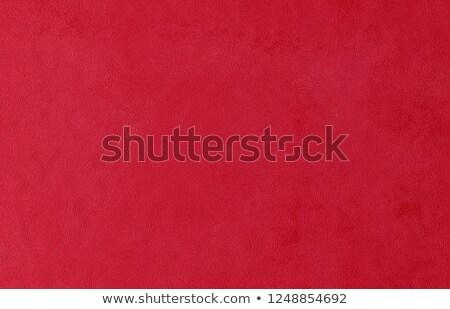 Stok fotoğraf: Kırmızı · bulanık · Noel · ışıklar · altın · Yıldız