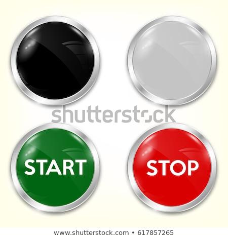 toetsenbord · groene · knop · teken · omhoog · business - stockfoto © mayboro